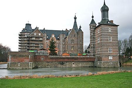 Weihnachtsmarkt Schloss Merode.Langerw Schloss Merode Eifelführer Eifelreise