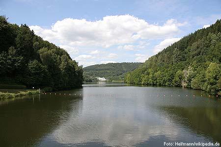 See Nähe Mainz