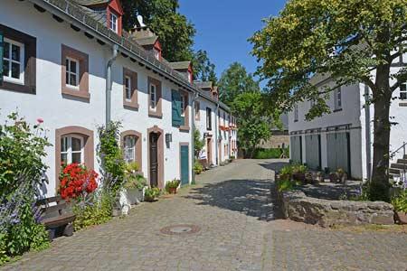 kronenburg eifel karte Kronenburg   Eifelführer   Eifelreise